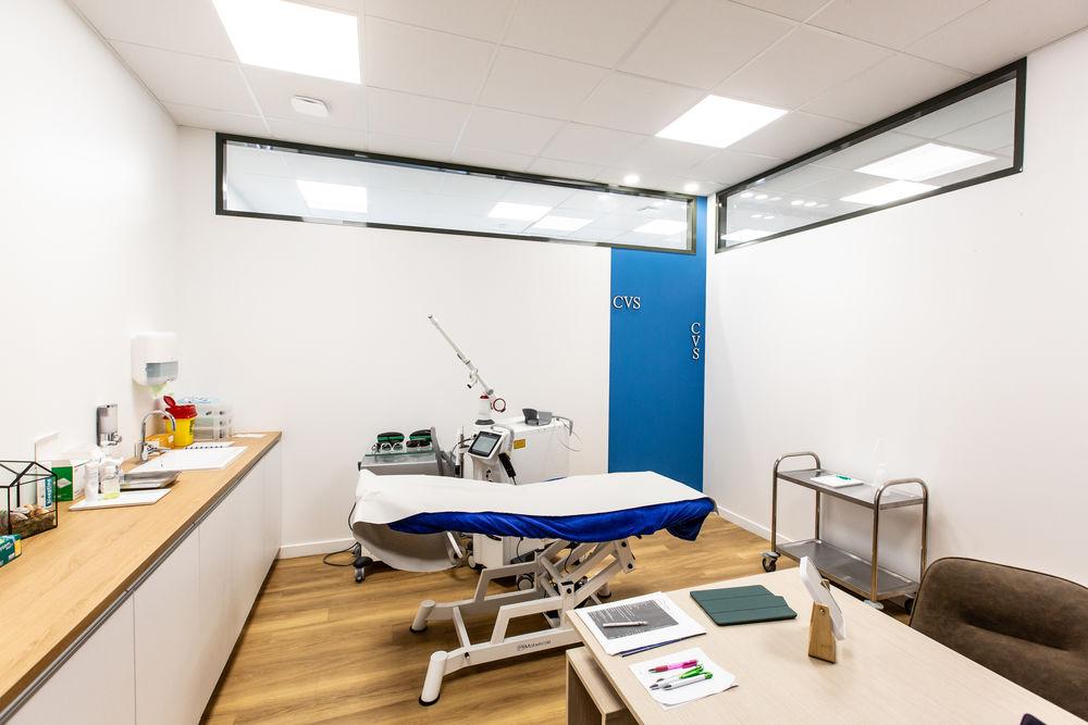 Clinique CVS HD-4