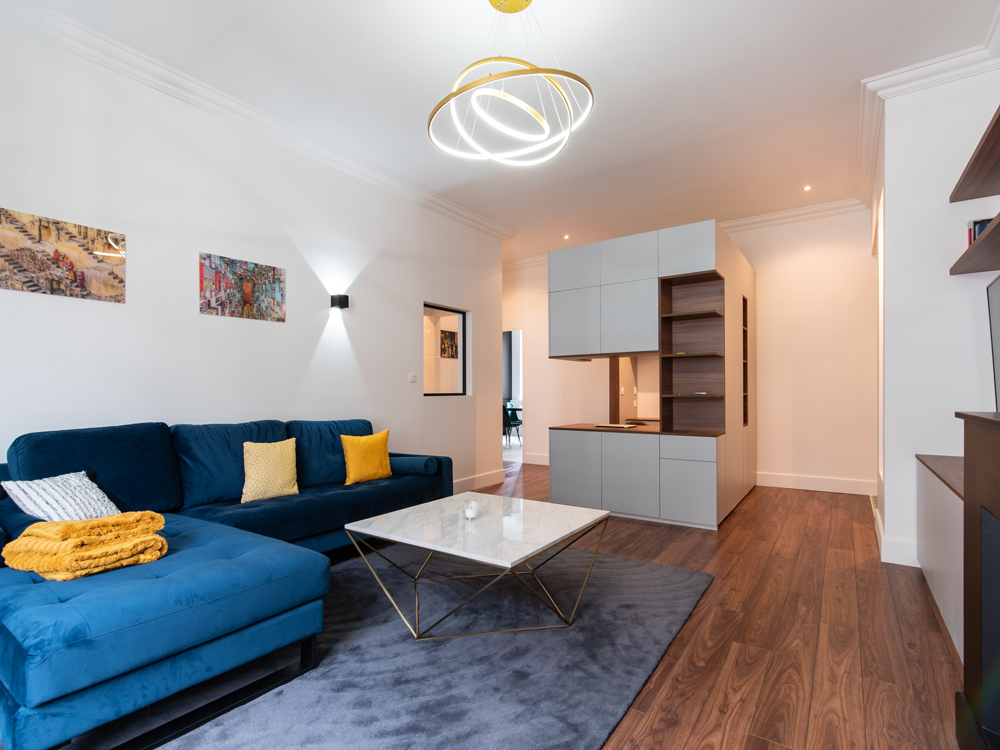 Appartement GH - GRENOBLE