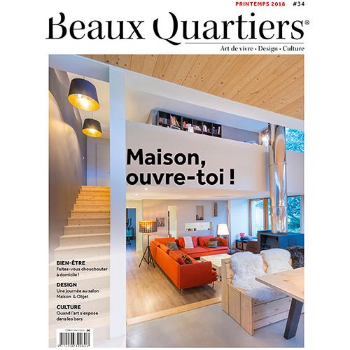Magazine Beaux Quartiers
